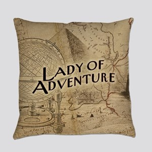 lady-of-adventure_13-5sq Master Pillow