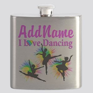 DANCER DREAMS Flask