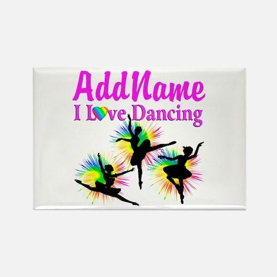 DANCER DREAMS Rectangle Magnet (100 pack)