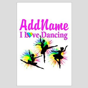 DANCER DREAMS Large Poster