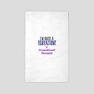 I'm Quite a Sensation!-- Occupational Therapist Ar