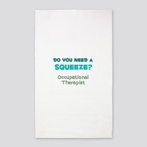 Do You Need a Squeeze? Occupational Therapist Area