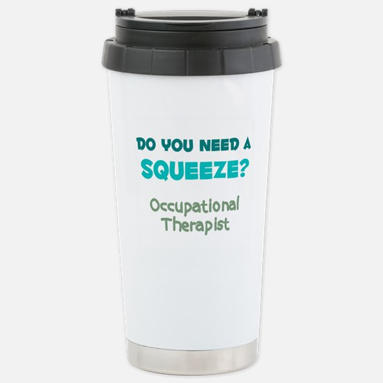 Do You Need a Squeeze? Occupational Therapist Trav