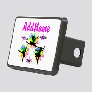 DANCER DREAMS Rectangular Hitch Cover