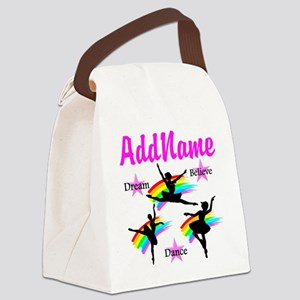 DANCER DREAMS Canvas Lunch Bag