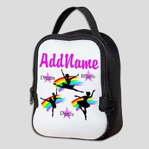 DANCER DREAMS Neoprene Lunch Bag