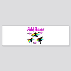 DANCER DREAMS Sticker (Bumper)