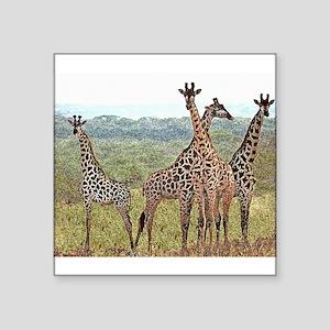 wc-giraffe07 Sticker