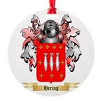 Hering Round Ornament