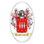 Hering Sticker (Oval 10 pk)