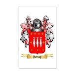 Hering 20x12 Wall Decal
