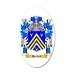 Herford 35x21 Oval Wall Decal