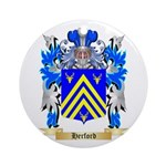 Herford Ornament (Round)