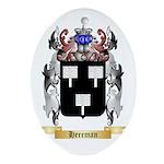 Hereman Ornament (Oval)