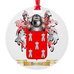 Heredia Round Ornament