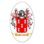 Heredia Sticker (Oval)