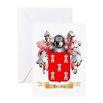 Heredia Greeting Card