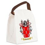 Heredia Canvas Lunch Bag