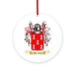 Heredia Ornament (Round)
