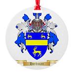 Herdman Round Ornament