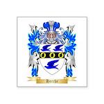 Herche Square Sticker 3