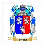 Herbold Square Car Magnet 3