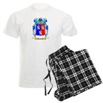 Herbison Men's Light Pajamas