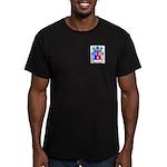 Herbertson Men's Fitted T-Shirt (dark)