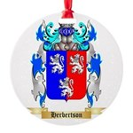Herbertson Round Ornament