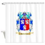 Herbertson Shower Curtain