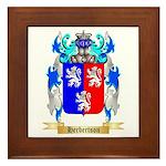 Herbertson Framed Tile