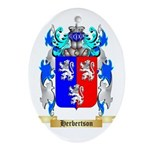 Herbertson Ornament (Oval)