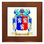 Herberte Framed Tile