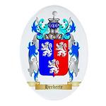 Herberte Ornament (Oval)