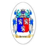 Herbelot Sticker (Oval 50 pk)