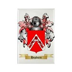 Hepburn Rectangle Magnet (100 pack)