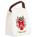 Hepburn Canvas Lunch Bag