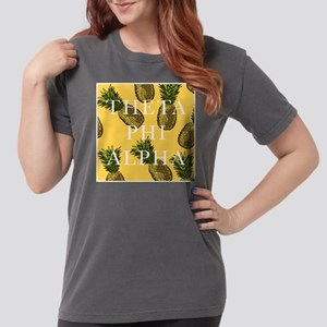 Theta Phi Alpha Pinea Womens Comfort Colors Shirt