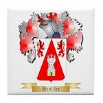 Hentzler Tile Coaster