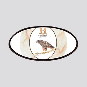 Red-tailed hawk Patches