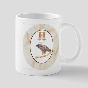 Red-tailed hawk Mugs
