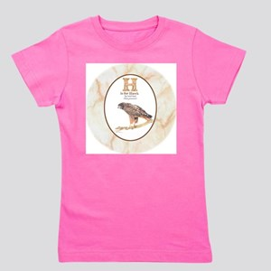 Red-tailed hawk Girl's Tee
