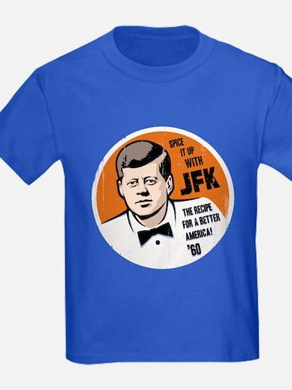JFK Recipe T