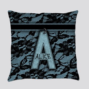 Alice-A_square Master Everyday Pillow