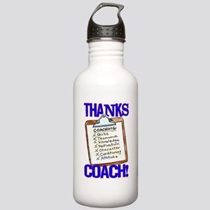 Play Strong Thanks Stainless Water Bottle 1.0l
