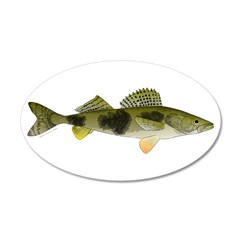 Sauger v2 Wall Decal