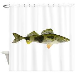 Sauger v2 Shower Curtain