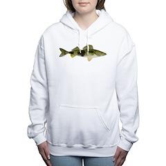 Sauger v2 Women's Hooded Sweatshirt