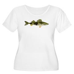 Sauger v2 Plus Size T-Shirt