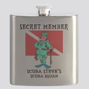 scuba13 Flask